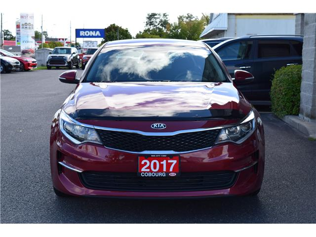 2017 Kia Optima LX+ (Stk: ) in Cobourg - Image 2 of 21