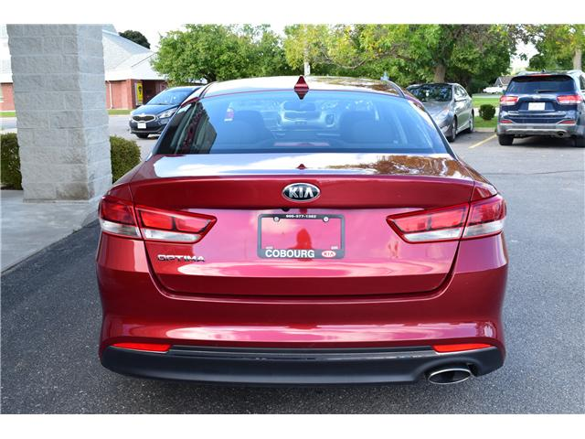 2017 Kia Optima LX+ (Stk: ) in Cobourg - Image 4 of 21