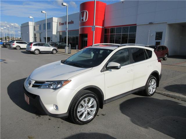 2013 Toyota RAV4 Limited (Stk: VA3202) in Ottawa - Image 1 of 10