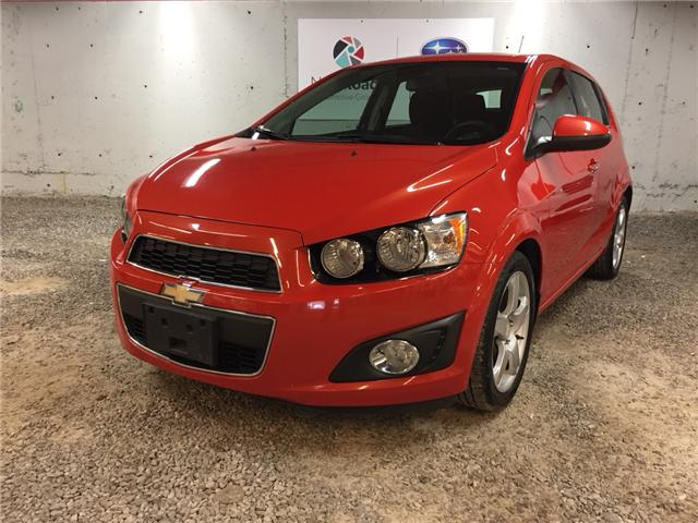 2012 Chevrolet Sonic LT (Stk: S19073A) in Newmarket - Image 1 of 15