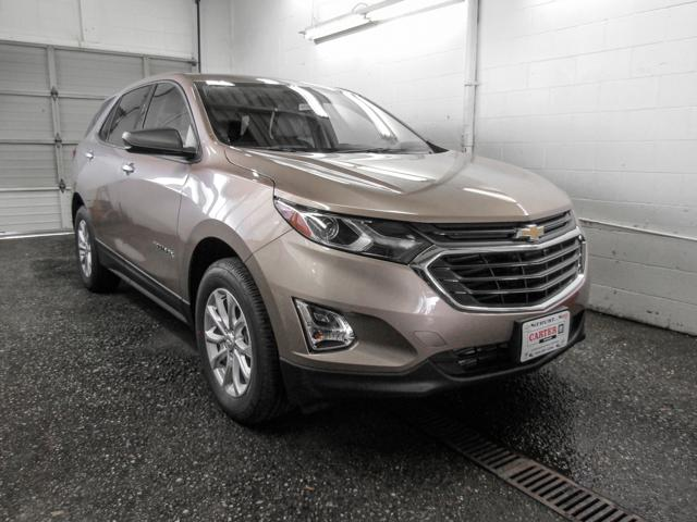 2019 Chevrolet Equinox LS (Stk: Q9-43800) in Burnaby - Image 2 of 12