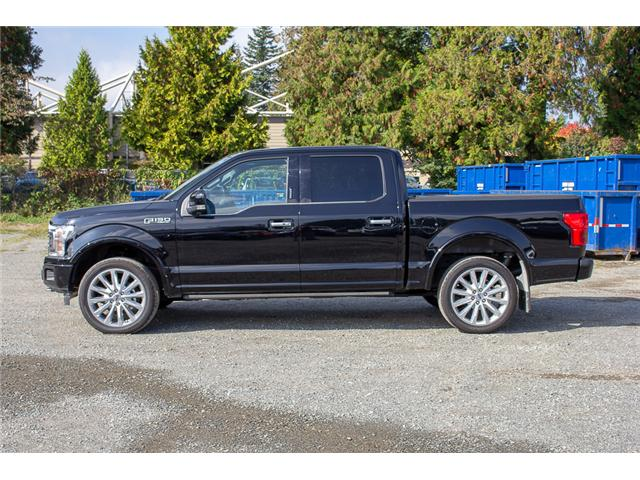 2018 Ford F-150 Limited (Stk: 8F19812) in Surrey - Image 4 of 30
