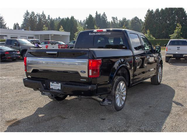 2018 Ford F-150 Limited (Stk: 8F19812) in Surrey - Image 8 of 30