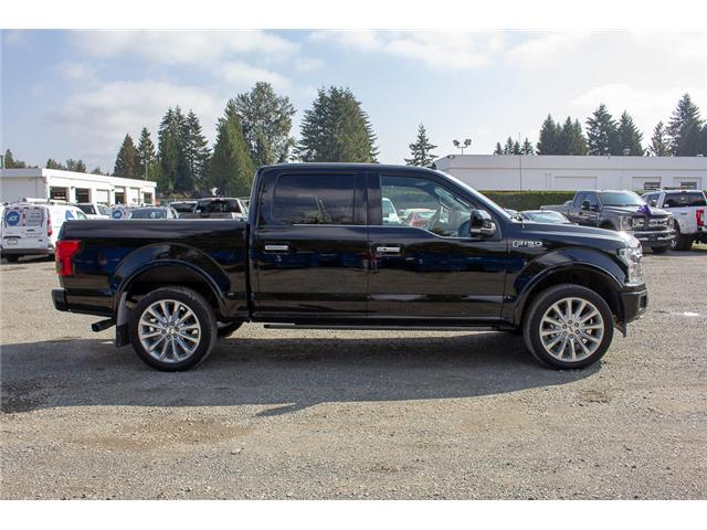 2018 Ford F-150 Limited (Stk: 8F19812) in Surrey - Image 9 of 30