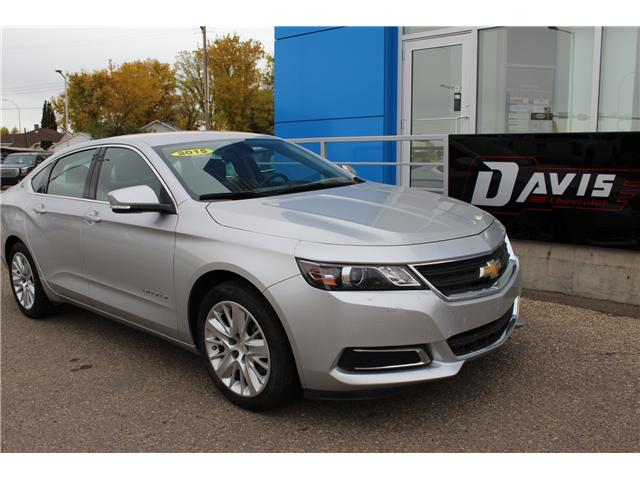 2015 Chevrolet Impala LS (Stk: 164042) in Brooks - Image 1 of 23