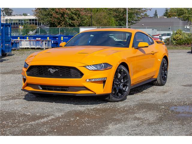 2019 Ford Mustang EcoBoost Premium (Stk: 9MU1281) in Surrey - Image 3 of 27