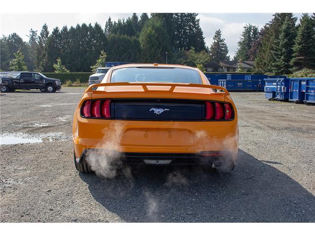 2019 Ford Mustang EcoBoost Premium (Stk: 9MU1281) in Surrey - Image 6 of 27