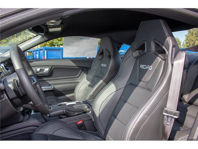 2019 Ford Mustang GT Premium (Stk: 9MU1280) in Surrey - Image 13 of 28