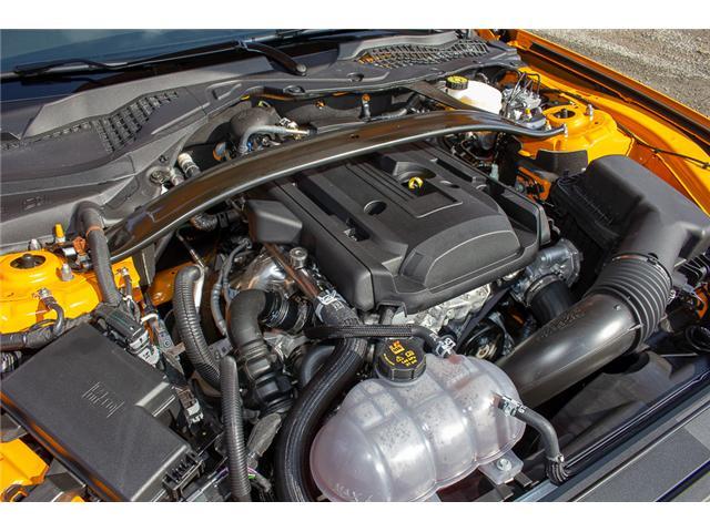 2019 Ford Mustang EcoBoost Premium (Stk: 9MU1281) in Surrey - Image 9 of 27