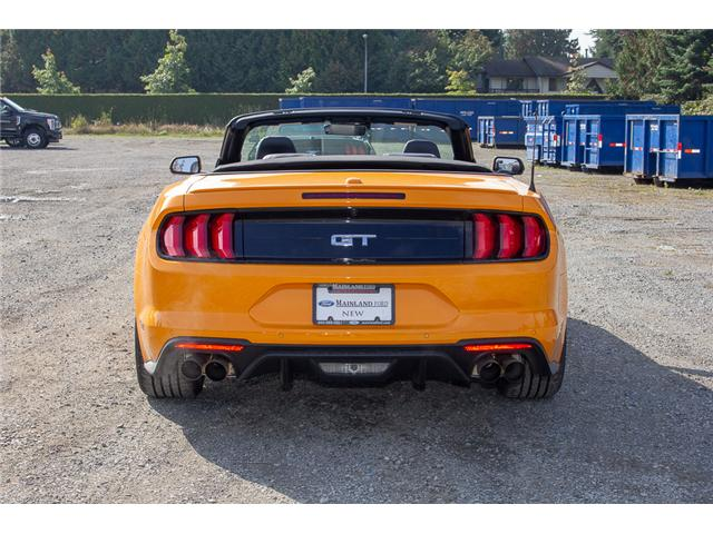2019 Ford Mustang GT Premium (Stk: 9MU3613) in Surrey - Image 6 of 28