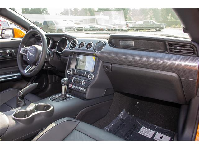 2019 Ford Mustang EcoBoost Premium (Stk: 9MU1281) in Surrey - Image 15 of 27