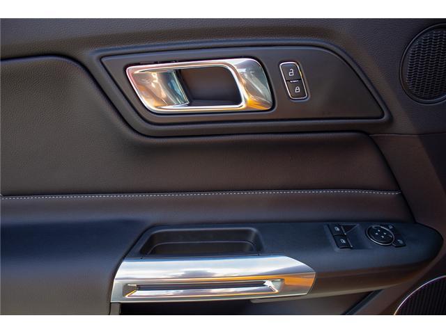 2019 Ford Mustang EcoBoost Premium (Stk: 9MU1281) in Surrey - Image 17 of 27