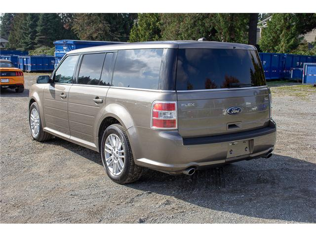 2014 Ford Flex SEL (Stk: P1245A) in Surrey - Image 5 of 28