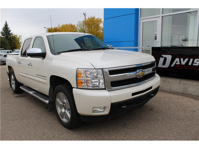 2009 Chevrolet Silverado 1500 LT (Stk: 138984) in Brooks - Image 1 of 17