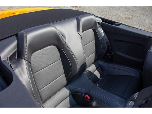 2019 Ford Mustang GT Premium (Stk: 9MU3613) in Surrey - Image 17 of 28