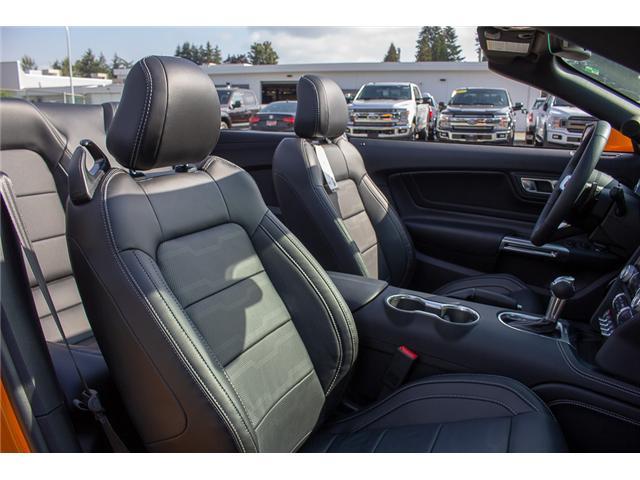 2019 Ford Mustang GT Premium (Stk: 9MU3613) in Surrey - Image 19 of 28
