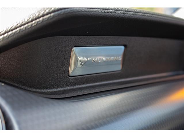 2019 Ford Mustang EcoBoost Premium (Stk: 9MU1281) in Surrey - Image 26 of 27