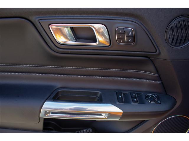 2019 Ford Mustang GT Premium (Stk: 9MU3613) in Surrey - Image 20 of 28