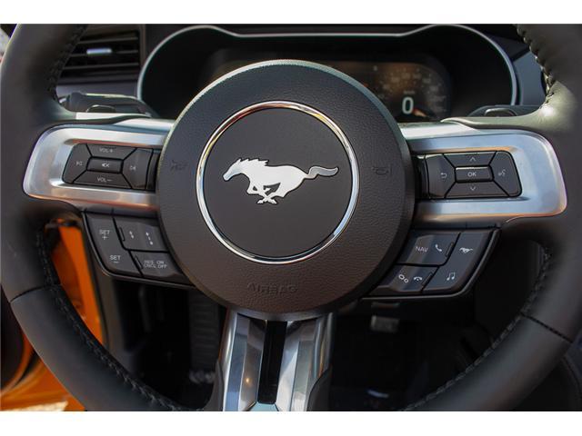 2019 Ford Mustang GT Premium (Stk: 9MU3613) in Surrey - Image 21 of 28