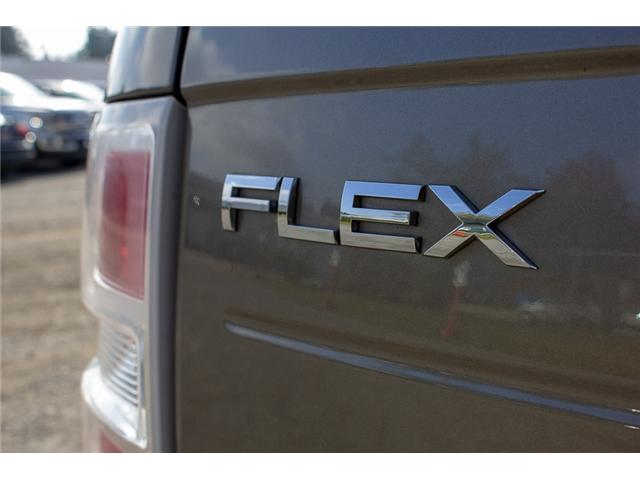 2014 Ford Flex SEL (Stk: P1245A) in Surrey - Image 10 of 28