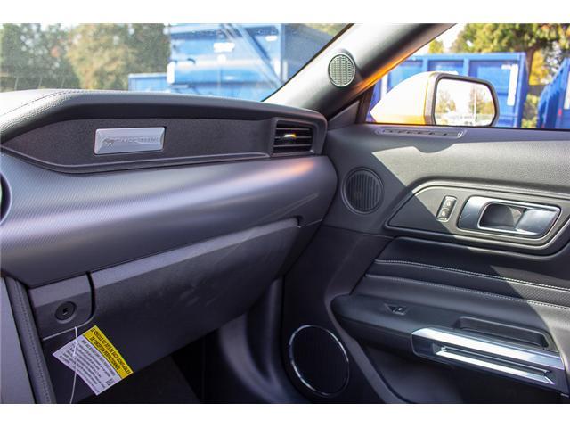 2019 Ford Mustang GT Premium (Stk: 9MU3613) in Surrey - Image 27 of 28