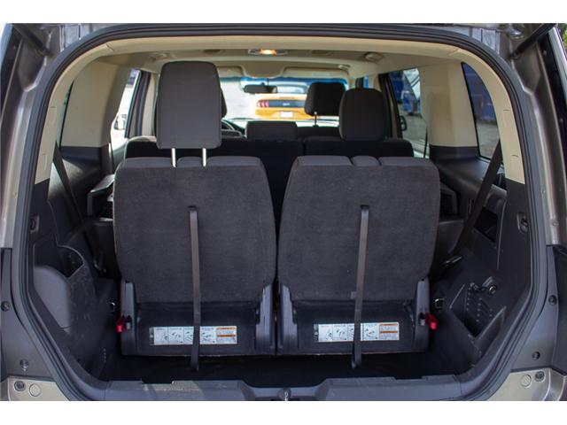 2014 Ford Flex SEL (Stk: P1245A) in Surrey - Image 16 of 28