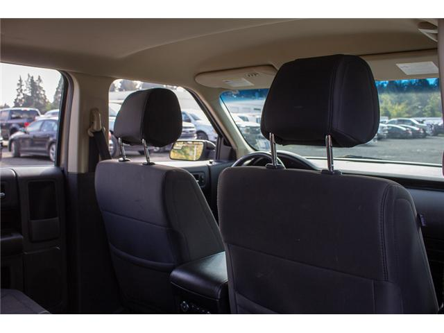 2014 Ford Flex SEL (Stk: P1245A) in Surrey - Image 17 of 28