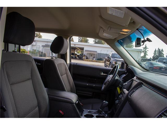 2014 Ford Flex SEL (Stk: P1245A) in Surrey - Image 19 of 28