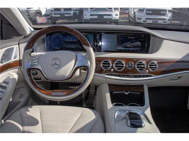 2017 Mercedes-Benz S-Class Base (Stk: EE893690) in Surrey - Image 20 of 30