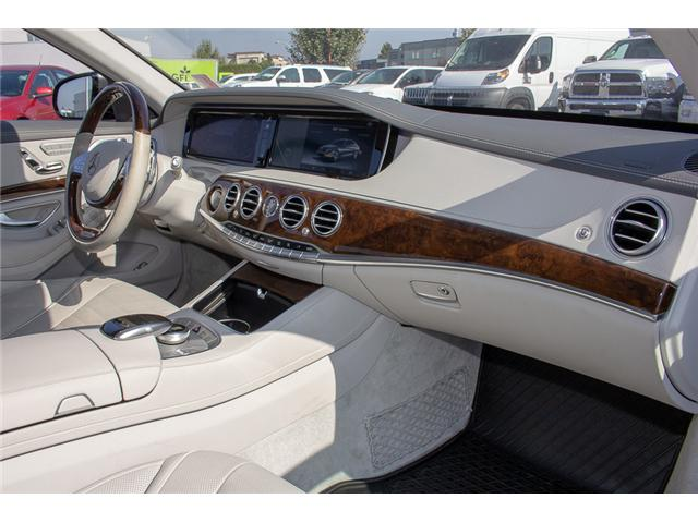 2017 Mercedes-Benz S-Class Base (Stk: EE893690) in Surrey - Image 23 of 30