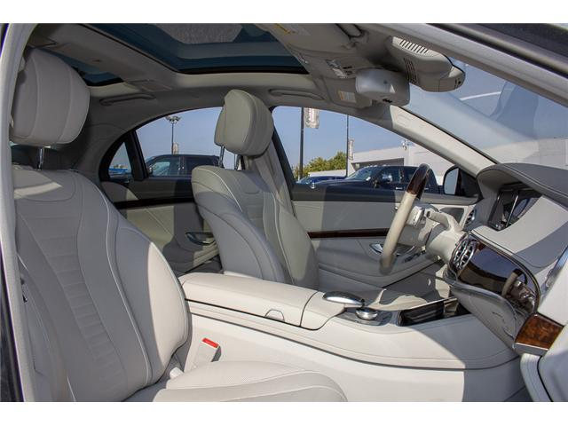 2017 Mercedes-Benz S-Class Base (Stk: EE893690) in Surrey - Image 24 of 30