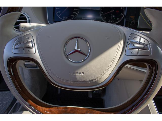 2017 Mercedes-Benz S-Class Base (Stk: EE893690) in Surrey - Image 30 of 30