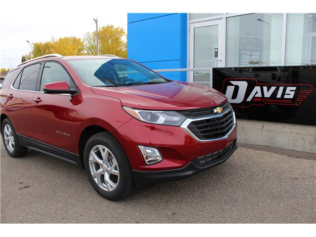 2019 Chevrolet Equinox LT (Stk: 198104) in Brooks - Image 1 of 25