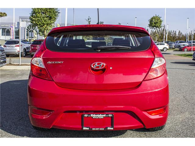 2017 Hyundai Accent SE (Stk: AH8722) in Abbotsford - Image 8 of 23