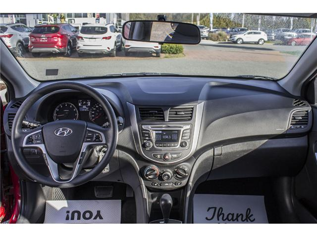 2017 Hyundai Accent SE (Stk: AH8722) in Abbotsford - Image 16 of 23