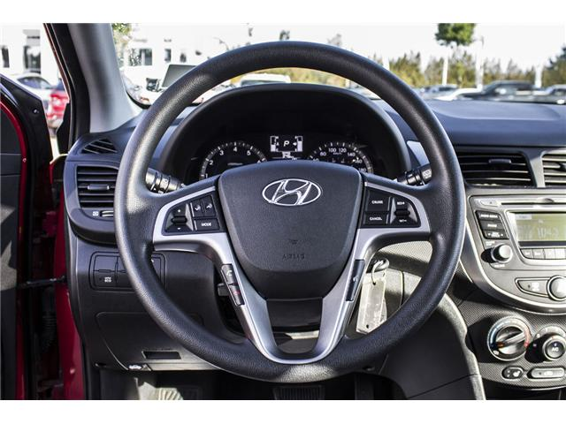 2017 Hyundai Accent SE (Stk: AH8722) in Abbotsford - Image 22 of 23