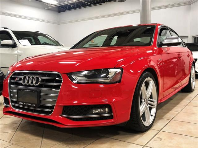 2014 Audi S4 3.0 (Stk: AP1678) in Vaughan - Image 1 of 23
