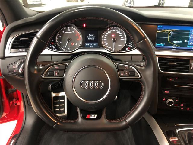 2014 Audi S4 3.0 (Stk: AP1678) in Vaughan - Image 19 of 23
