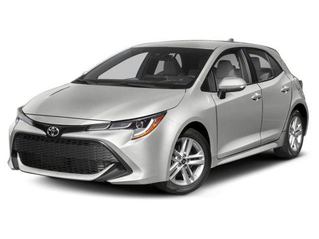 2019 Toyota Corolla Hatchback Base (Stk: N30218) in Goderich - Image 1 of 9