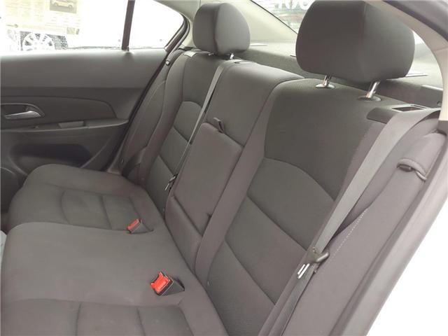 2014 Chevrolet Cruze 1LT (Stk: 12989P0053310) in Cambridge - Image 9 of 12