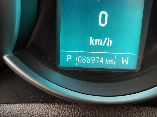 2014 Chevrolet Cruze 1LT (Stk: 12989P0053310) in Cambridge - Image 11 of 12