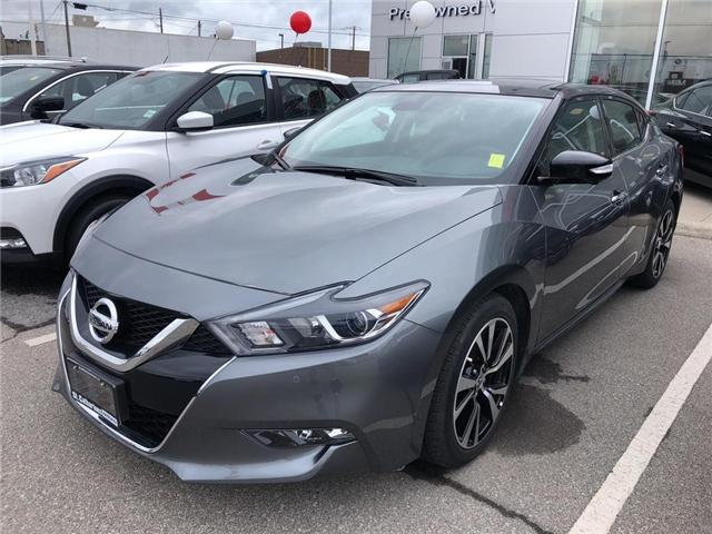 2018 Nissan Maxima Platinum (Stk: MX18008) in St. Catharines - Image 1 of 5