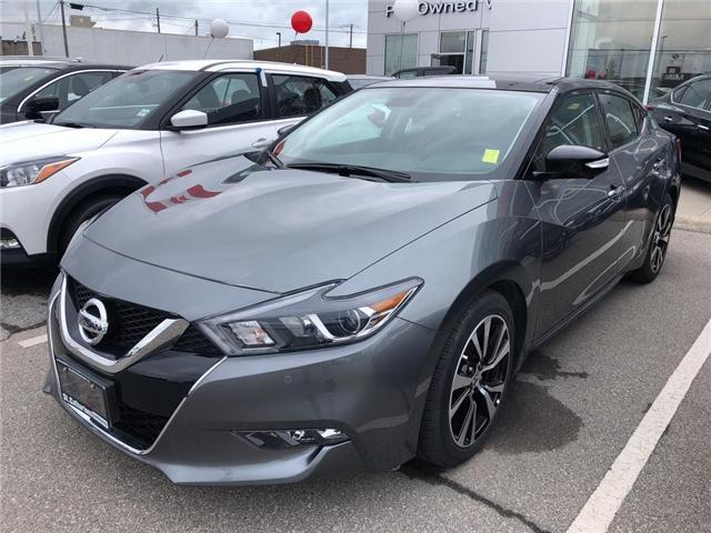 2018 Nissan Maxima Platinum (Stk: MX18008) in St. Catharines - Image 2 of 5