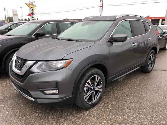 2019 Nissan Rogue SV (Stk: V0008) in Cambridge - Image 1 of 5