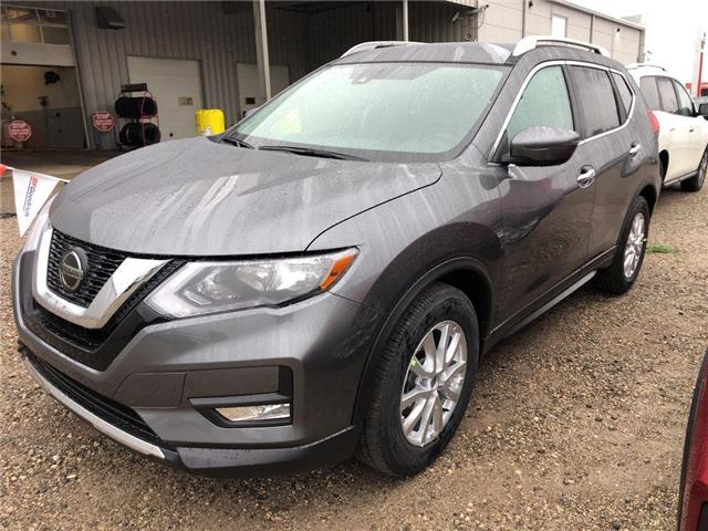 2019 Nissan Rogue SV (Stk: V0009) in Cambridge - Image 1 of 5