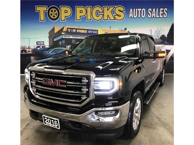 2016 GMC Sierra 1500 SLT (Stk: 280136) in NORTH BAY - Image 1 of 30