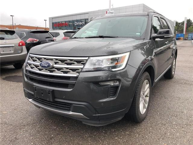 2018 Ford Explorer XLT (Stk: P0580) in Mississauga - Image 1 of 15