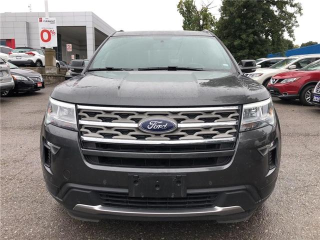 2018 Ford Explorer XLT (Stk: P0580) in Mississauga - Image 2 of 15