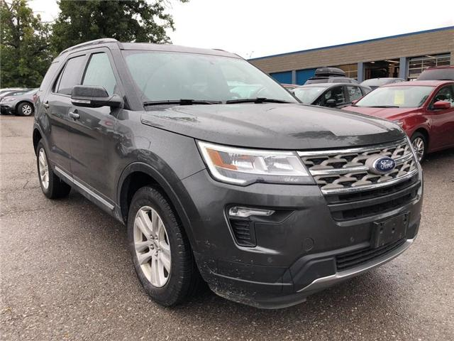 2018 Ford Explorer XLT (Stk: P0580) in Mississauga - Image 3 of 15