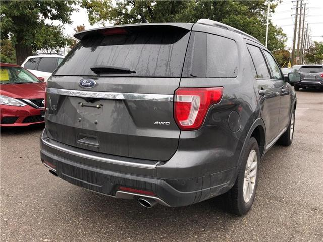 2018 Ford Explorer XLT (Stk: P0580) in Mississauga - Image 4 of 15